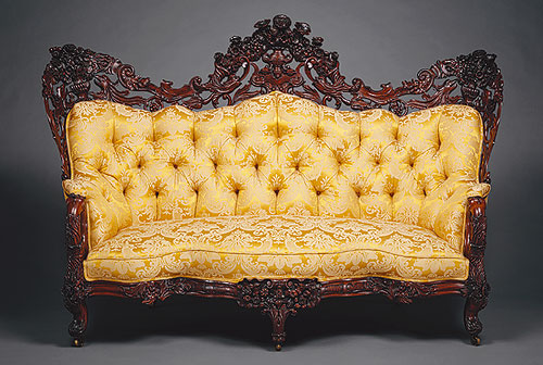 Furniture history for Queen victoria style furniture